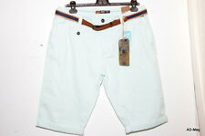 Short / Bermuda MZGZ & Co Federate - Frech Ice (vert très clair) Taille L - NEUF