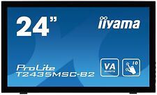 Iiyama ProLite T2435MSC-B2 23.6 Zoll LED Touchscreen Monitor - Full HD,6 ms,DVI