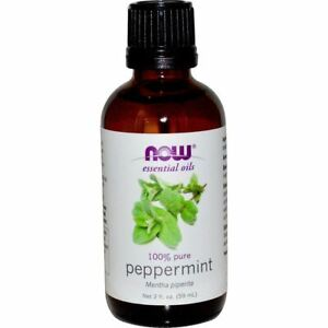 Now Foods, Essential Oils, Peppermint, 2 fl oz (59 ml)