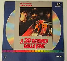 A 30 SECONDI DALLA FINE LASERDISC IN ITALIANO PAL OTTIME CONDIZIONI