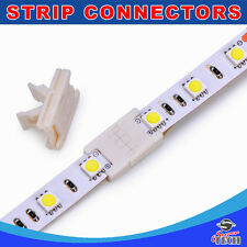 10X 10mm 2pins strip to strip Joint connector with solid lock for led strip