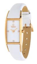 Obaku Damen Armbanduhr Weiß V150LVWRW