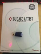Cubase Artist Complete in Box