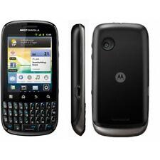 Motorola Fire xt311 QWERTZ teclado 3 megapíxeles cámara Android Gingerbread WLAN