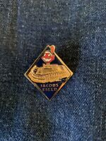 Indians Vintage Pin Cleveland Jacobs Field MLB 1998