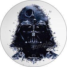 Todesstern Darth Vader Star Wars Eßbar Tortenbild NEU Party Deko Geburtstag dvd