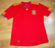 Adidas España 2010/2011 Home Camisa (tamaño 2XL)