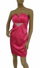 Satin Special Occasion Beaded Dresses for Women