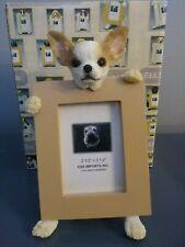MALTESE  3-D PICTURE FRAME  SMALL E/&S PHOTO 3.5 x 2.5 NEW IN BOX
