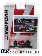 GREENLIGHT 10812 2018 Honda Dallara Universal Aero Kit Test Indy Car Diecast1:64