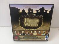 Heroes of the World von Sirius  Strategiespiel Gesellschafts Brett Taktik