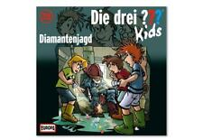 Die drei ??? Kids (28) Diamantenjagd - CD - Hörspiel - Hörbuch - neu - OVP