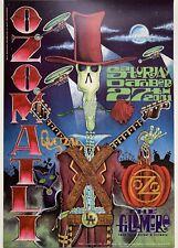 Mint Ozomalti Fillmore Poster F485 2001 J. Shea