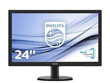 "Philips V-line 240v5qdsb 23.8"" IPS FullHD HDMI negro - monitor"