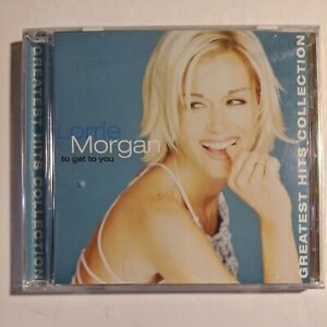 To Get to You: Greatest Hits Collection by Lorrie Morgan (CD, Feb-2000, BNA)