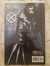 NEW X-MEN #142 NM ASSAULT WEAPON PLUS 1 BACHALO CVR  2003 HIGH GRADE COMIC