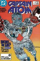 Captain Atom Comic 3 Copper Age First Print 1987 Cary Bates Broderick Smith DC
