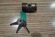BKS Schloss Rundzylinder mit Nase 58 mm + 3 Schlüssel (711) 2. Wahl. Es hakt .