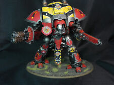 Warhammer 40000 Pro Painted Imperial Knight