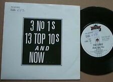 "KINKS HOW ARE YOU 7"" PROMO WITH PROMO COVER 1986 UK"