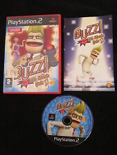 PS2 : BUZZ ! : THE MUSIC QUIZ - Completo, ITA !