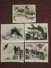 Rodan - Original 1957 Movie Photos -    Godzilla