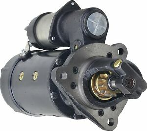 New Starter for 8.3L Freightliner FC 80 98 99 00 01 1998 1999 2000 2001 10461240