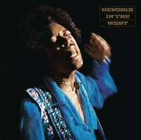 Hendrix, Jimi - Hendrix In The West NEW CD