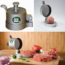 Burger Press Heavy Duty Non-Stick Maker Hamburger Cooking Breakfast Mold Kitchen