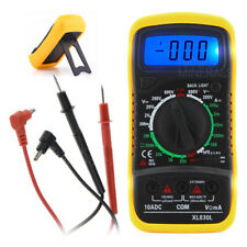 Digital Multimeter Voltmeter XL830L AC DC Ammeter Ohmmeter Volt Meter Tester Ohm