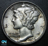 1935 D Mercury Dime  --  MAKE US AN OFFER!  #R9848