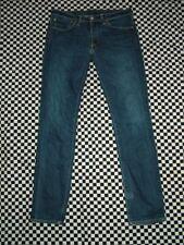 Levi's 511 Slim Fit Blu Jeans W32 L34