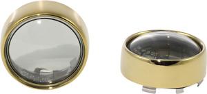 PB-B-BEZ-GS Bezel/Lenses for ProBEAM Bullet Turn Signals