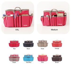 MYLIORA PREMIUM Bag Liner Protector Purse Insert Organiser, Medium / XXL Sizes