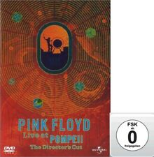 DVD (NEU!) . PINK FLOYD - Live at Pompeii (in Pompeji Director's Cut mkmbh