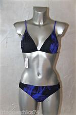 maillot de bain bikini bleu ERES essence/opium T 42/44 (US 12) NEUF valeur 280€