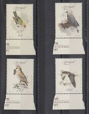 TIMBRE STAMP 4 PORTUGAL MADERE Y&T#116-19 OISEAU BIRD NEUF**/MNH-MINT 1987 ~B92