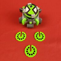 Ben10 Alien Projector Omnitrix with 3 Disks
