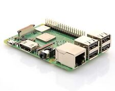 2018 Version - Raspberry Pi 3 Modell B+ Plus 1,4 GHz 64Bit Quad Core WLAN 5 GHz