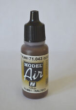 Vallejo Model AIR - OLIVE DRAB  71.043 Acrylic Hobby Paint 17ml Airbrush Ready