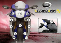 R&G Second Skin Yamaha YZF R1 2015 to 2018 Stone Chip Paint Protection Guard Kit