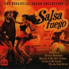 Various Jazz(2CD Album)Salsa Fuego-The Essential Salsa Collection-Metro-New