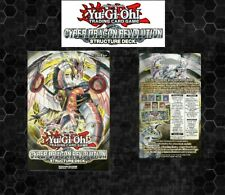 Konami - Yu-Gi-Oh - Structure Deck Cyber Dragon Revolution German - New