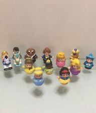 Fisher-Price Little People Disney Princess Lot