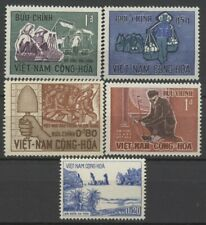 No: 76155 - VIETNAM - LOT OF 5 OLD STAMPS - MNH!!