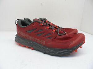 La Sportiva Men's Lycan II Trail Running Shoes Chili/Poppy Size 10M