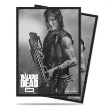 The Walking Dead Deck Protector Sleeves - Daryl - 1pack/50ct - Upper Deck