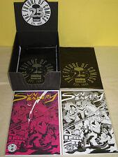 SUN BAKERY #1 - 2 Rare Blind Box Variants - IMAGE 25th ANN - Color B&W - w/ Bags