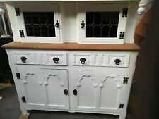 Stunning, Dresser, Sideboard, Display Cabinet. Old Charm Shabby Chic, Rustic