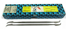9 Grobet Swiss Vallorbe Präzisions Riffelfeilen L=170 SH-2 Nr.12856 Neu H16224